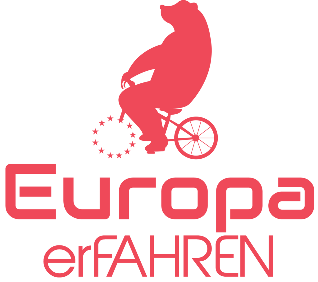 Europäische Fahrradtour